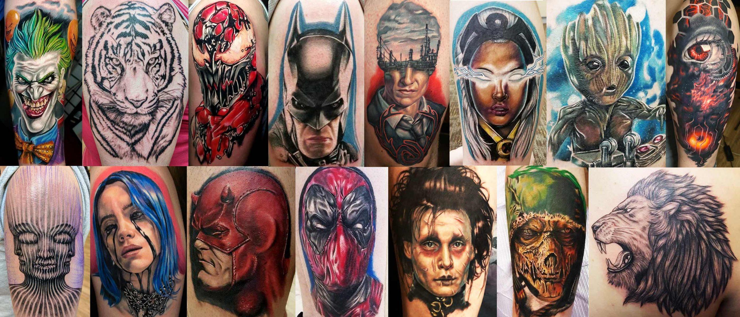 Cedar Rapids Iowa Tattoo - Iron Lotus Tattoo Shop